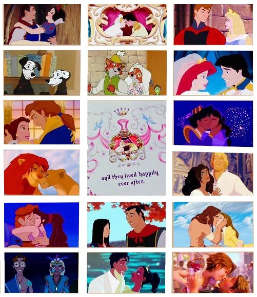 << Et ils vécurent heureux ... Jusqu'à la fin des temps. >>