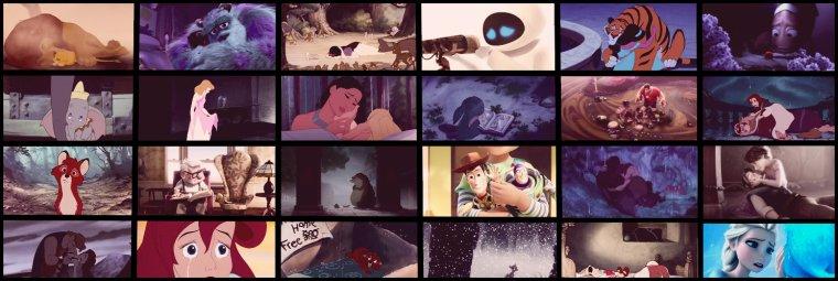 Disney reussira toujours à vous faire pleurer !