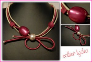 Collier Lydia - 16