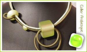 Collier Arabesque - 15