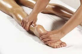 massages des jambes
