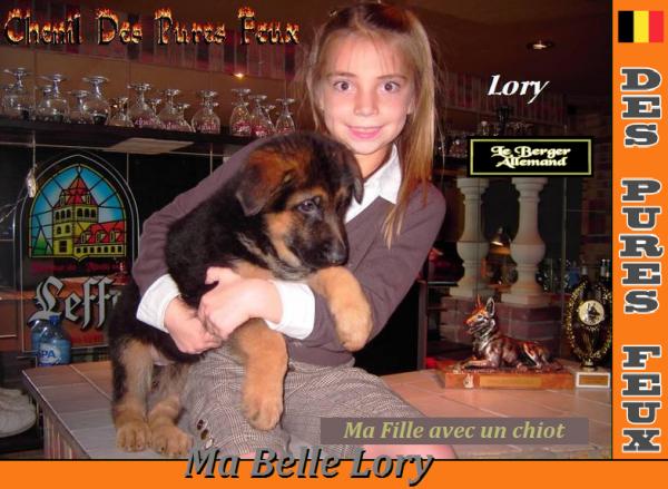 Bébé Des Pures Feux   www.chenildespuresfeux.com