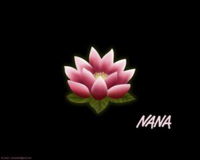 // NANA : Lettre de Hachi //