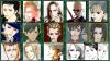 Les Personnages Masculins des mangas d'Aï Yazawa
