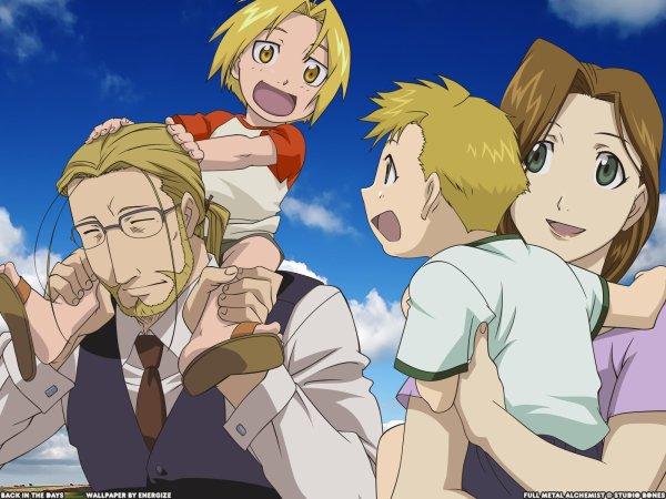 La Famille Elric