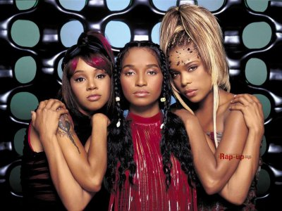 One of my inspirations... TLC