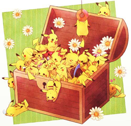 Pikachu ♥♥♥