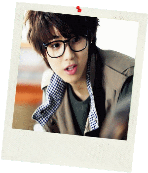 Min hyuk in Heartstrings