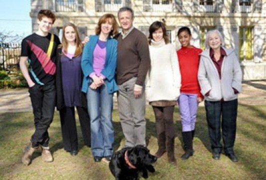 Une série que j'adore: Famille d'accueil
