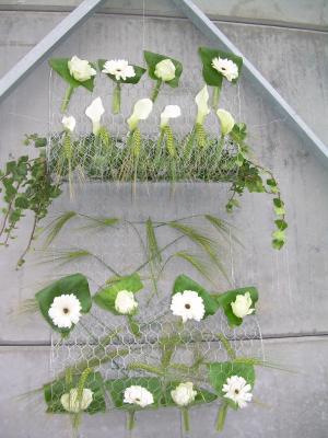 D coration florale pour un mariage jolie nature - Deco florale pour mariage ...