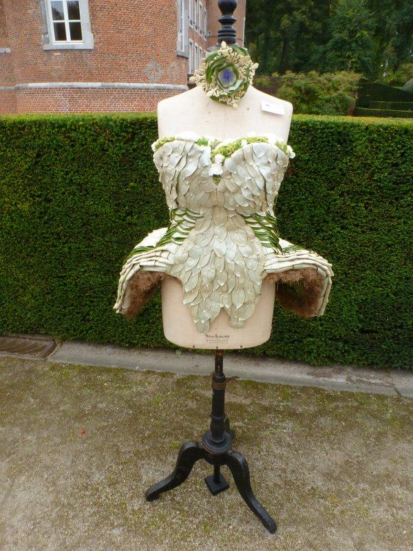 La grande couture mise à l honneur à l exposition florale annuelle d Alden Bielsen