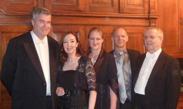 Les Chanteurs Solistes du Requiem de Mozart