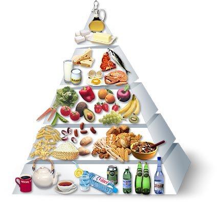 2ème étape : Le changement alimentaire.