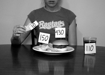 3ème étape : Calculer des calories.