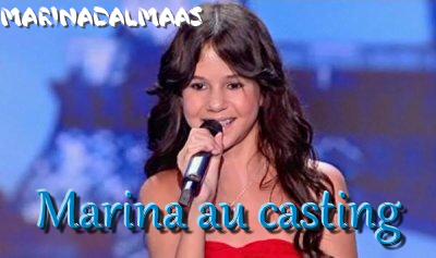 """Tout le chemin de Marina dans """"La France à un Incroyable Talents""""."""