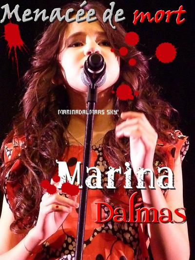 Interview, Marina Dalmas, d'Incroyable Talents: J'ai reçu des menaces de mort.