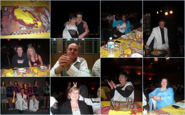 Soirée Cloclo du 05.03.2011