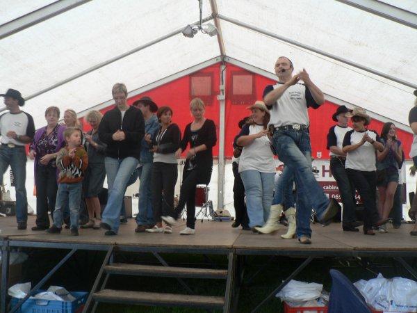 DEMO à la fête des Familles à Bury-Rocourt