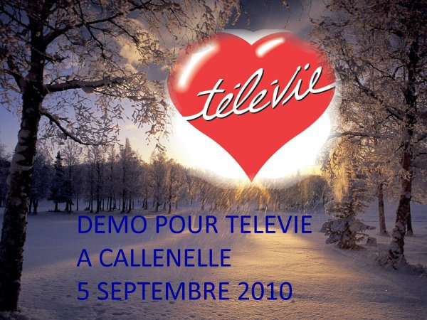 DEMO TELEVIE A CALLENELLE