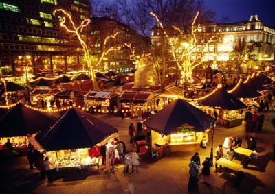 Les march s de no l ma vie la famille mes amis mes for Kerstmarkt haarzuilen 2016