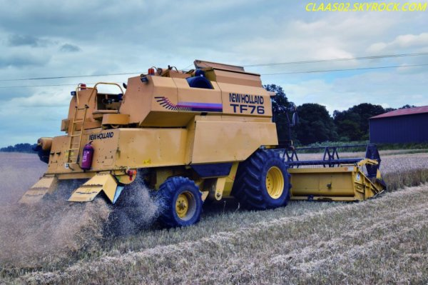 New Holland TF76
