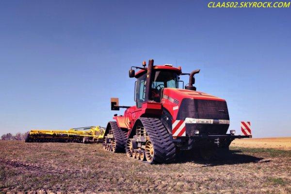 Quatrac 500 + Bednar 12m