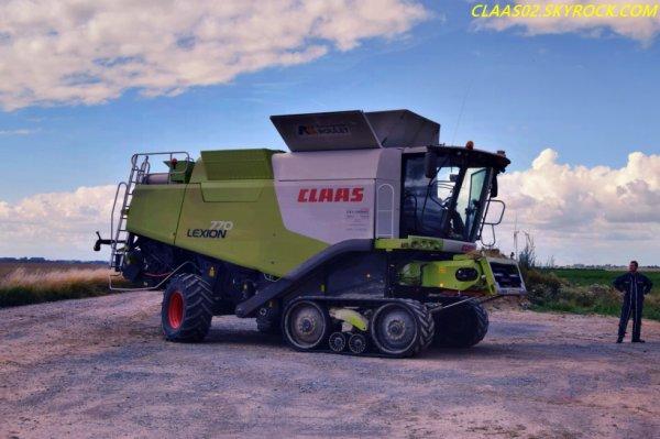 Lexion 770