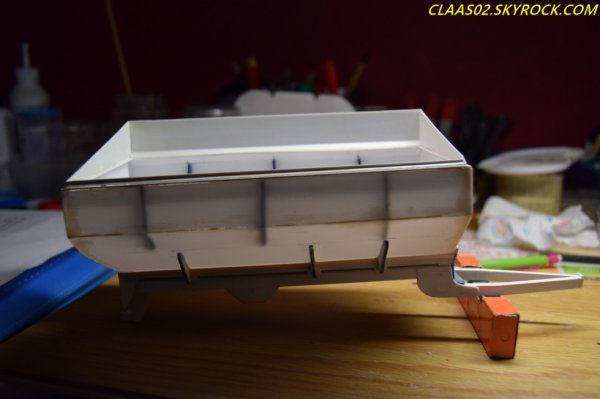 Transbordeur CESTARI 24000 L