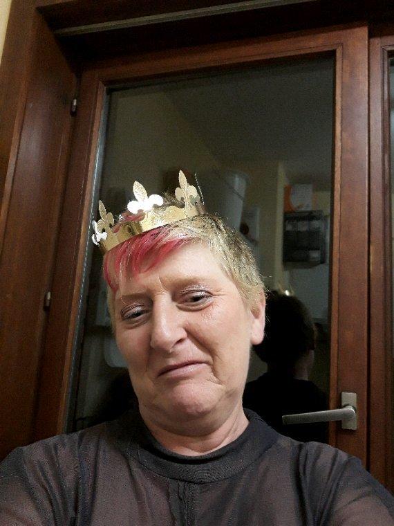 C est moi la princesse  lol