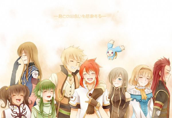 Tales of the Abyss
