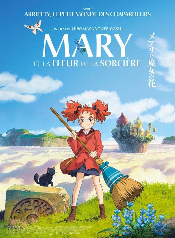 Mary to Majo no Hana