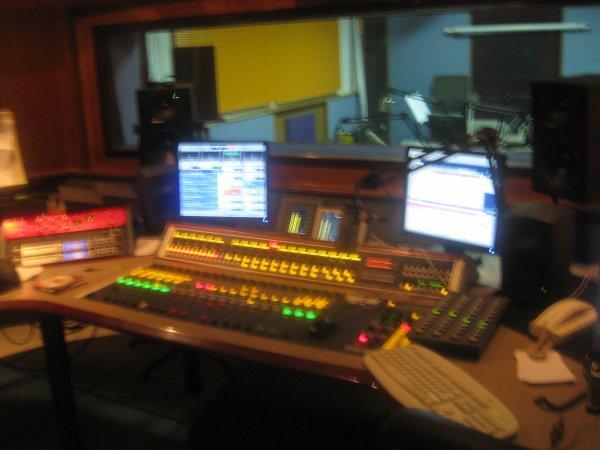 Studio Radio-Reunion
