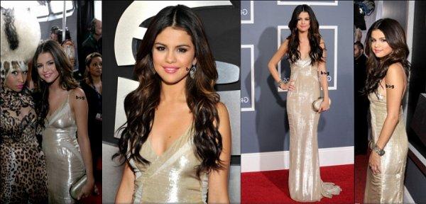 Selena au grammy awards 2011 top ou flop ?