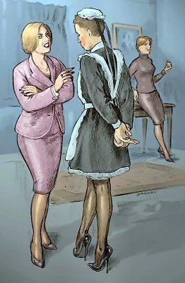 Aux services des Dames