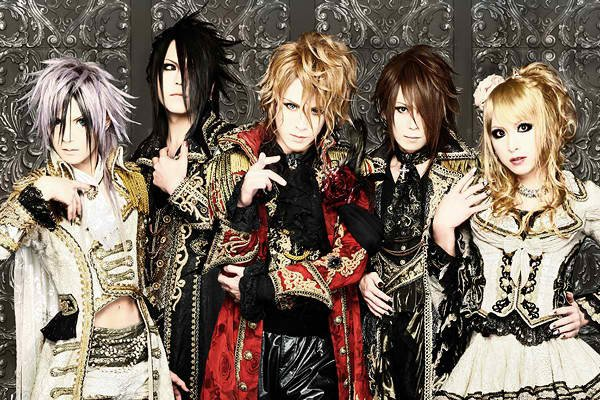 Visual Kei Versaille