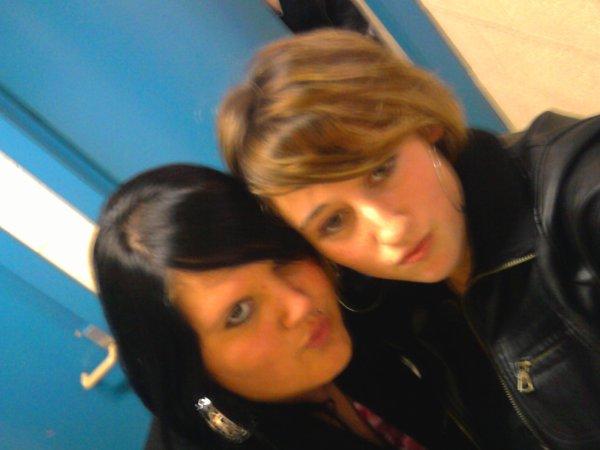 alisia et moi