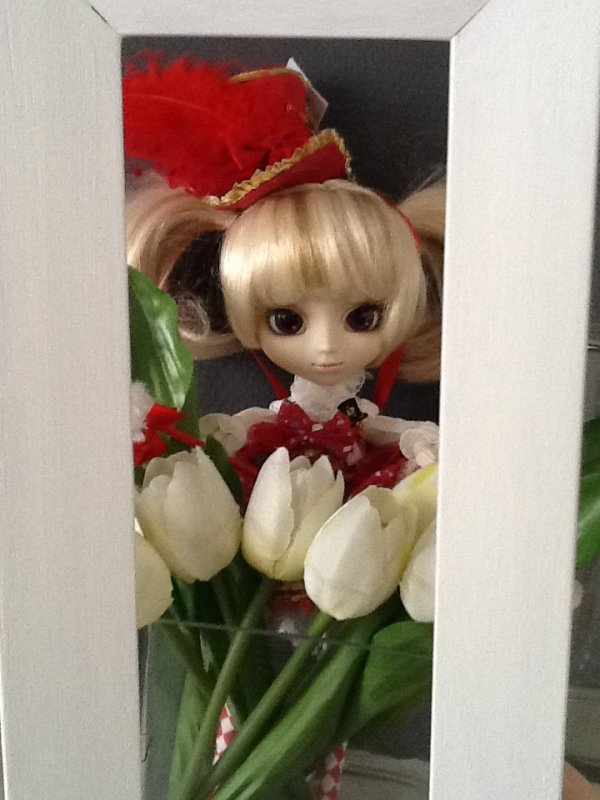 Les deux soeurs: Mutsumi = Angelic pretty & Mitsu = Alice du jardin :D