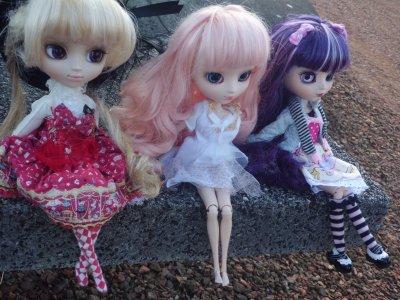 mitsu avec sanako est mutsumi ♥