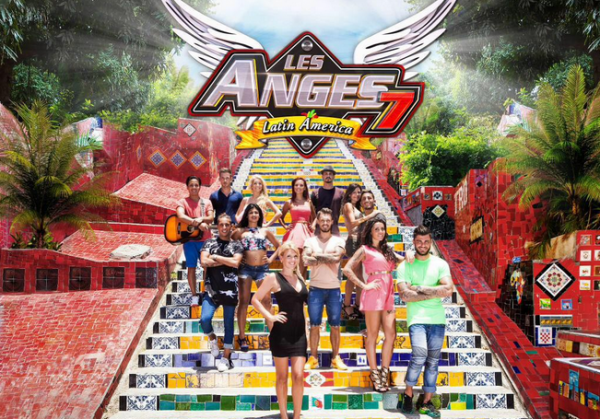 Les anges 7 : La photo officielle des candidats des anges 7