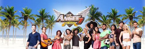 Les anges 7 : Découvrez le classement des anges les plus appréciés sur twitter !
