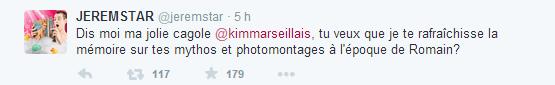 Les Marseillais en Thaïlande : Le clash entre Kim et Jeremstar sur twitter !