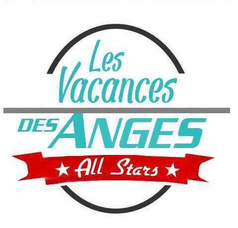 Les Vacances des Anges : Une version simplifiée du logo avant la sortie officielle de la vraie version !