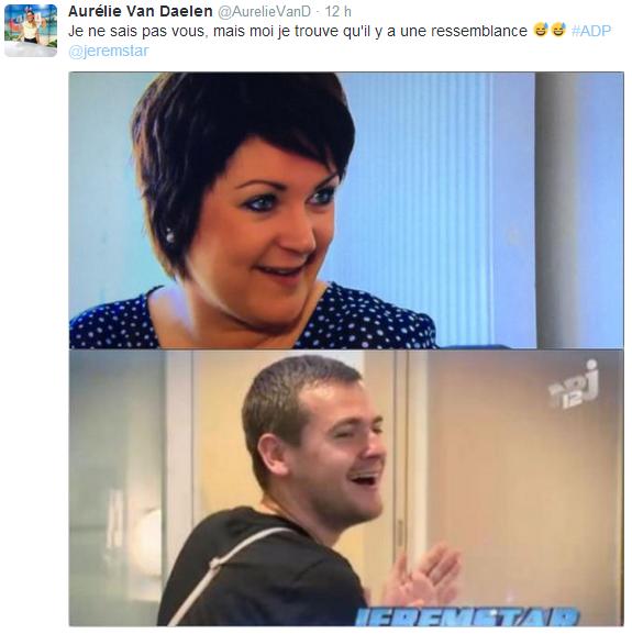 Le Mag : Aurélie Van Daelen compare Jeremstar à une candidate de l'amour est dans le pré !