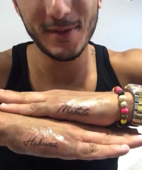 Les Anges 7 : Le nouveau tatouage de Vivian !