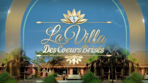 La villa des c½urs brisés : Le logo de l'émission !