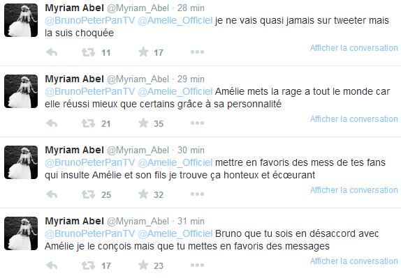 Les Vacances des Anges : Myriam Abel prend la défense d'Amélie Neten !