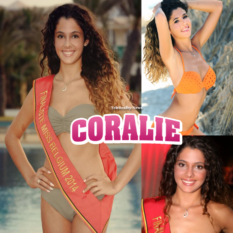 Secret Story 9 : Découvrez la deuxième candidate, Coralie ! Son secret serait que c'est une ex miss !