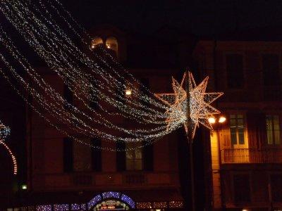~Italie~ Sanremo ~ Pendant les vacances de noël .