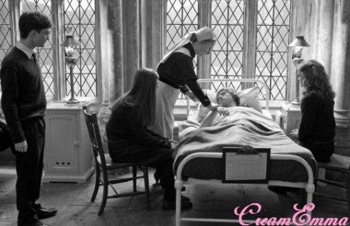 Nouvelle Photo Promotionelle D'Harry Potter & Le prince De Sang Mêlés..