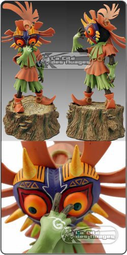 figurine f4f skull kid